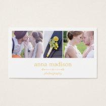 Photo Showcase Photography Business Card