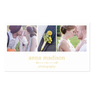Photo Showcase Photography Business Card - Groupon Business Card Template