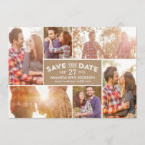 Photo Showcase Save The Date - Craft