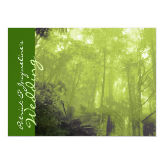 Photo Spirit Of The Trees Pagan Wedding Invite