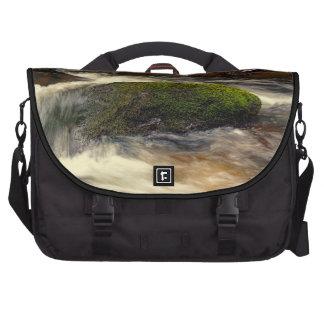 Photo Taken at Fires Creek in North Carolina Bag For Laptop