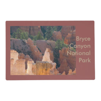 Photo Template Bryce Canyon Placemat