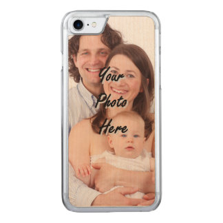 photo template carved iPhone 8/7 case