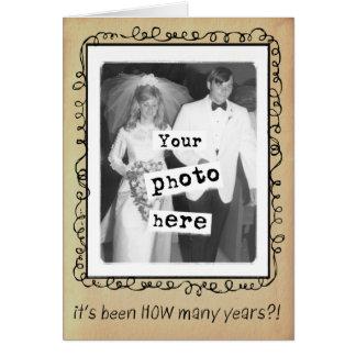 Photo Template Wedding Anniversary Congrats