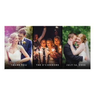 Photo Thank You Card | Photo Cards