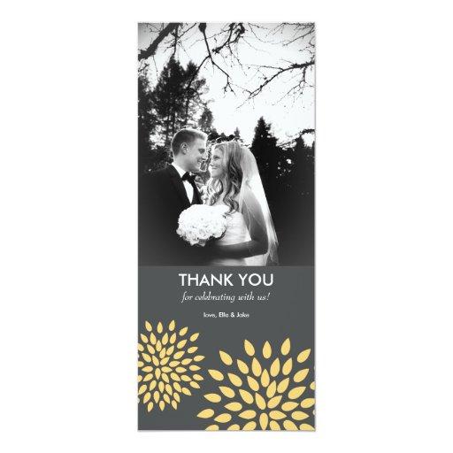 Photo Thank You Card // Posh Petals // Sunshine