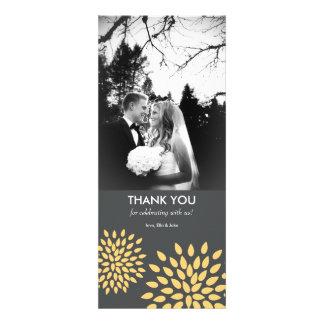 Photo Thank You Card // Posh Petals // Sunshine Invite