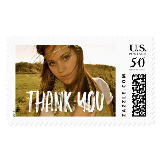 Photo Thank You Stamps Special Occasion Photo