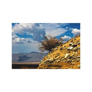 Photo - The Hilltop Canvas Print
