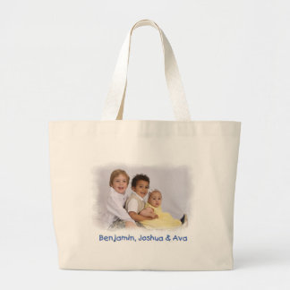 Photo Tote Bag - Custom Personalized