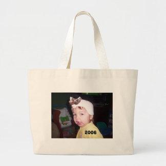Photo Tote Jumbo Tote Bag