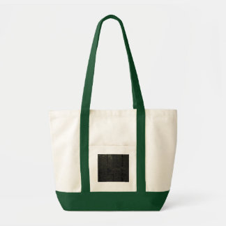 Photo Tote: Tree covered with Snow Tote Bag