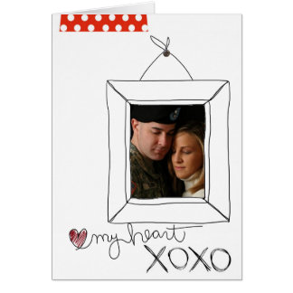 photo valentines day card