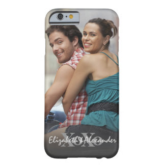 Photo Valentine's Day XoXo Names Barely There iPhone 6 Case