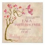 Photo vintage wedding invitations