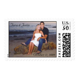 Photo Wedding Postage