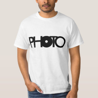 Photo  with Custom Sized Aperture f16-f4 Tshirt