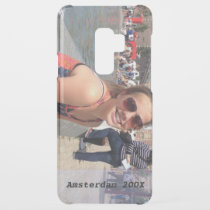 Photo with text Samsung Galaxy S9  case
