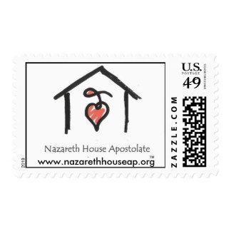 photo, www.nazarethhouseap.org postage stamps