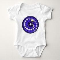 Photoartproducts logo baby bodysuit