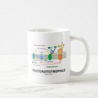 Photoautotrophile Photosynthesis Classic White Coffee Mug