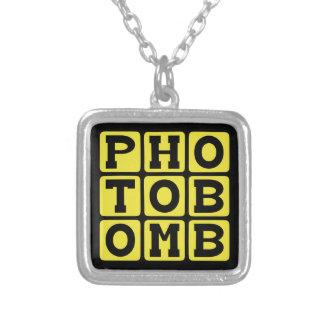 Photobomb, Internet Meme Pendant