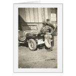 ¡PHOTOBOMB! Tarjetas de la foto de los años 40 del