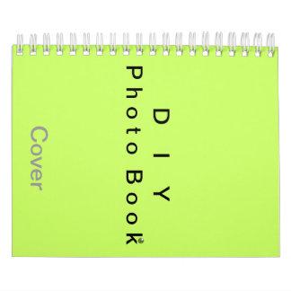 ~ Photobook de DIY 26 páginas/tamaño 7X11 Calendarios