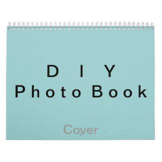 ~ Photobook de DIY 50 páginas/tamaño 11x17 Calendario De Pared