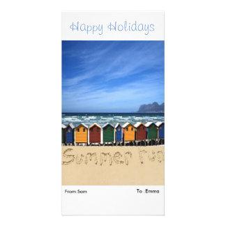 Photocard Photo Greeting Card