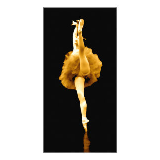 Photocard of Ballerina Card