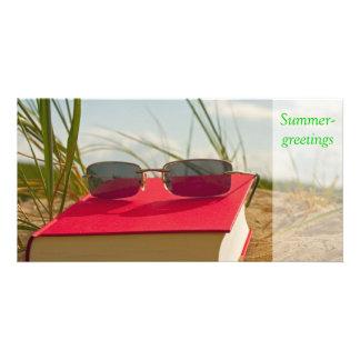 Photocard Summergreetings Card