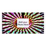 Photocard Template : Healing Star  Solar Plexes Photo Cards