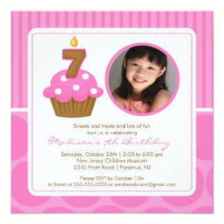 pink th birthday invitations  announcements  zazzle, invitation samples