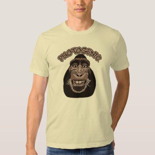 Photogenic Macaque T-Shirt