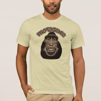 Photogenic Macaque T-Shirt
