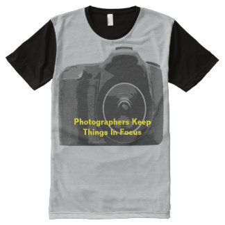 Photoghrapher Tshirts