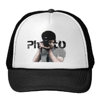 Photograhy Mesh Hats