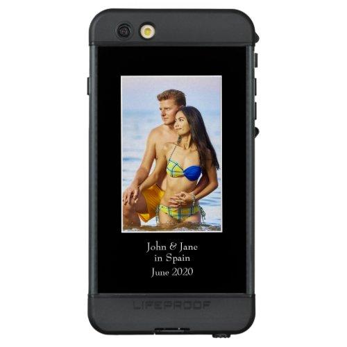 Photograph Frame, Custom Photo – Personalized Phone Case