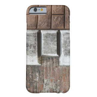Photograph of an old brick wall in Siena Italy. Barely There iPhone 6 Case