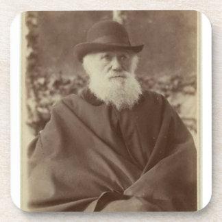 Photograph of Charles Darwin, 29 November 1881 Coasters