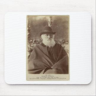 Photograph of Charles Darwin, 29 November 1881 Mouse Pad