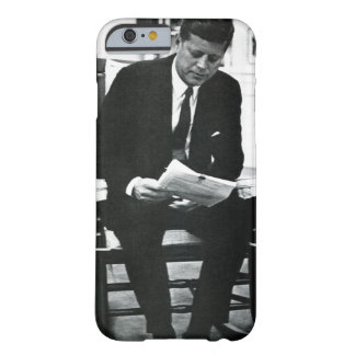 Photograph of John F. Kennedy 2 Barely There iPhone 6 Case