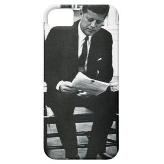 Photograph of John F. Kennedy 2 iPhone 5 Cover