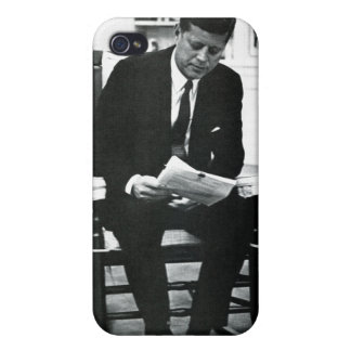Photograph of John F. Kennedy 2 Case For iPhone 4