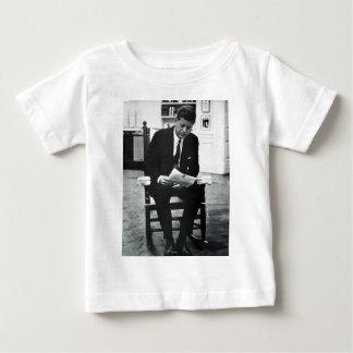 Photograph of John F. Kennedy 2 Infant T-shirt