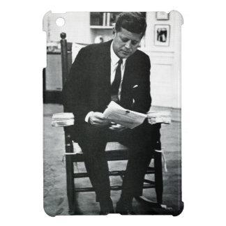 Photograph of John F. Kennedy 2 iPad Mini Cover