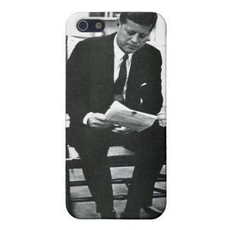 Photograph of John F. Kennedy 2 iPhone 5 Cases