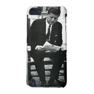 Photograph of John F. Kennedy 2 iPod Touch (5th Generation) Covers