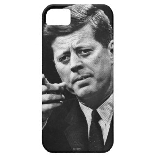Photograph of John F. Kennedy 3 iPhone 5 Cover